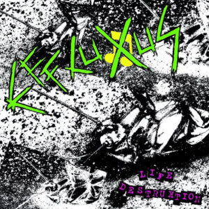 EFFLUXUS – Life Destruktion – LP