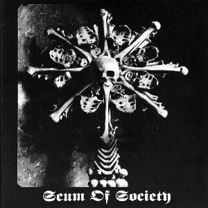 FULL OF HATRED / SCUM OF SOCIETY – split EP
