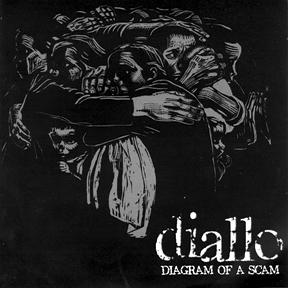 DIALLO – Diagram of A Scam – EP