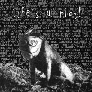 LIFE IS A RIOT – s/t – EP