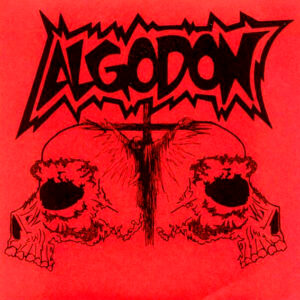 ALGODON -s/t – EP