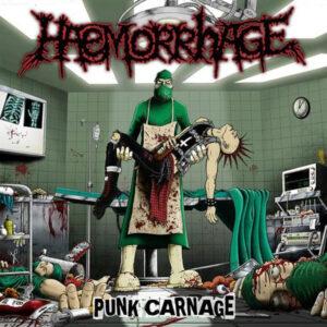 HAEMORRHAGE – Punk Carnage – CD