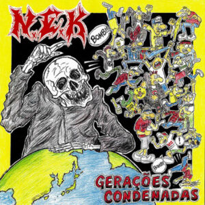 N.E.K. – Gerasoes Condenadas – LP