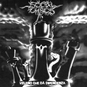 SOCIAL CHAOS / TERROR FIRMER – split EP