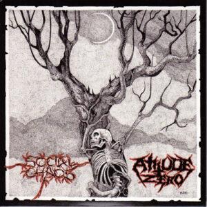 SOCIAL CHAOS / ATITUDE ZERO – split EP