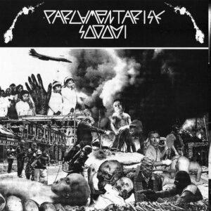 PARLAMENTARISK SODOMI / LASERGUYS – split EP