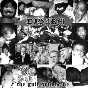 DISARM / DIRTY POWER GAME – split EP