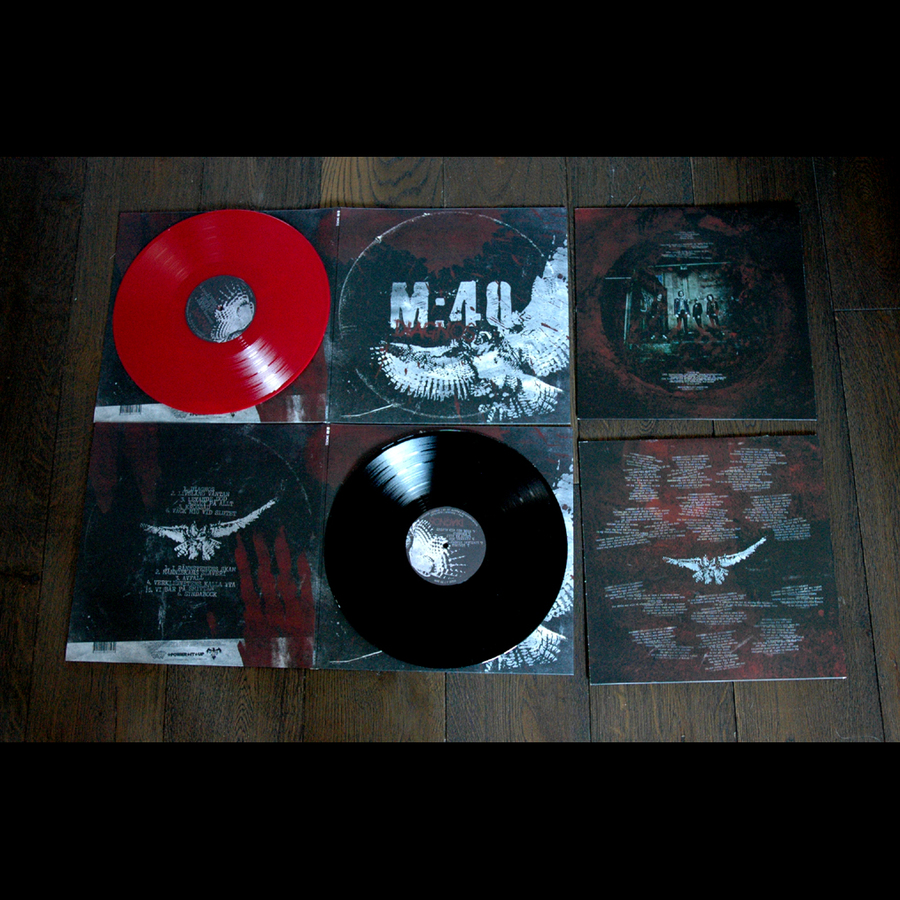M:40 – Diagnos – LP