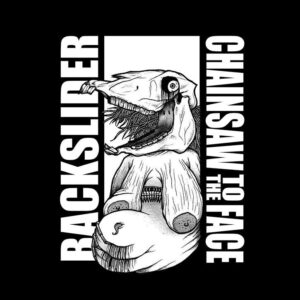 CHAINSAW TO THE FACE / BACKSLIDER – split EP