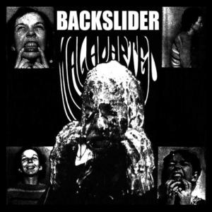 BACKSLIDER – Maladapted – EP