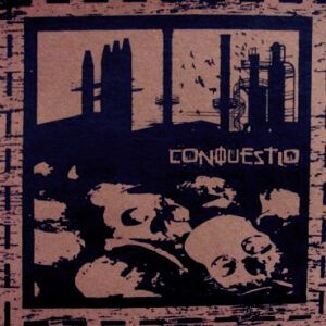 CONQUESTIO / WOUNDED KNEE – split EP