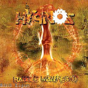HYPNOS – Rabble Manifesto – CD