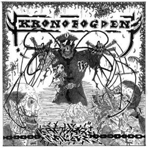 KRONOFOGDEN – Käftarna Maler – EP