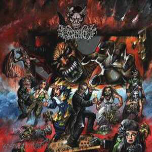 SCAREMAKER – What Evil Have They Summoned – LP