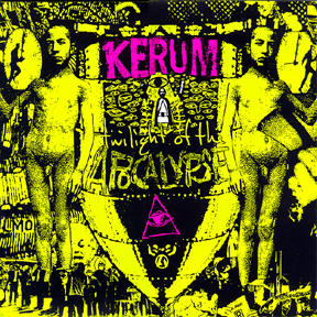 KERUM – Twilight of the Apocalypse – LP