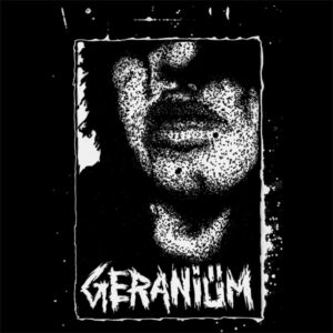 GERANIÜM / HUMAN COMPOST – split EP
