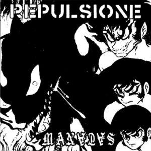REPULSIONE / ARCHETYPE OF NOTHING – split EP