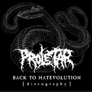 PROLETAR – Back to Hatevolution – CD