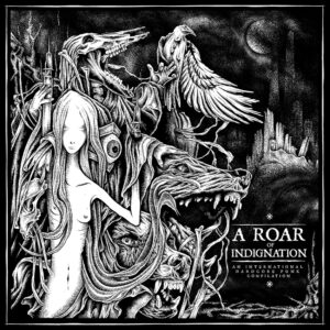 A ROAR OF INDIGNATION – compilation LP