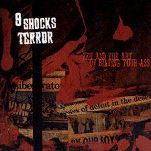 9 SHOCKS TERROR – Zen And the Art of Beating… – LP