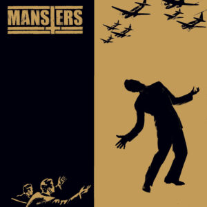 MANSTERS – s/t – EP