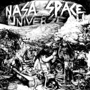 NASA SPACE UNIVERSE – Brainrailers -EP