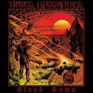 WAR MASTER – Blood Dawn – LP