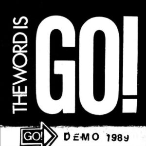 GO! – The word is Go! – EP