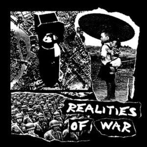 REALITIES OF WAR – s/t – EP