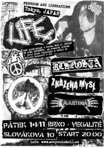 LIFE (Japonsko) v Brně