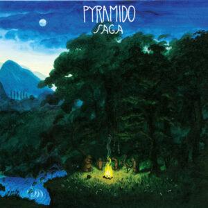 PYRAMIDO – Saga – LP