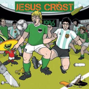 JESUS CROST – 1986 – LP