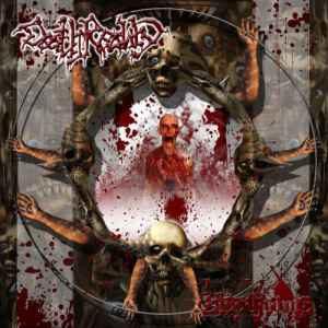 DEATH REALITY – Bloodprints – CD