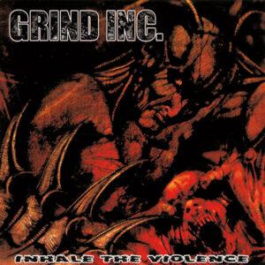 GRIND INC. – Inhale the Violence – CD