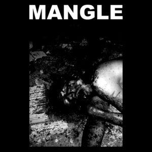 BITE DOWN / MANGLE – split EP
