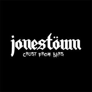 JONESTOWN – logo – patch