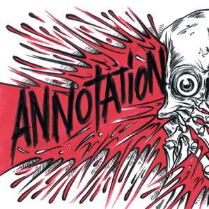 ANNOTATION / BENT CROSS – split EP