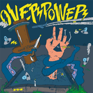 OVERPOWER – s/t – EP