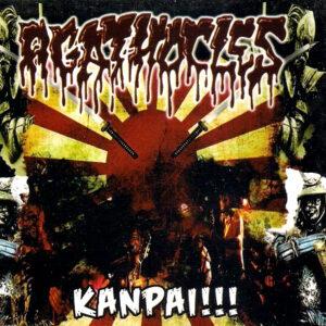 AGATHOCLES – Kanpai – CD