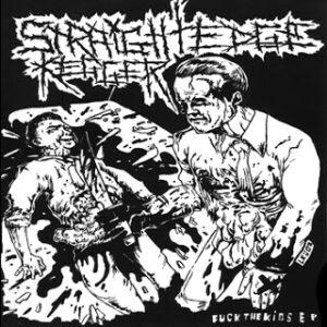 STRAIGHT EDGE KEGGER – Fuck the Kids – EP