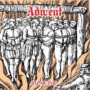 ADWENT – Raz się żyje – CD