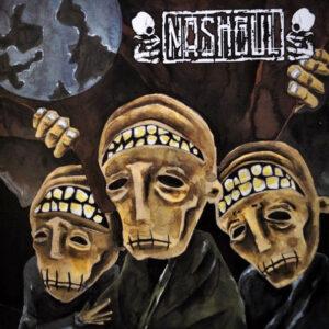 NASHGUL / ANTI HERO – split LP