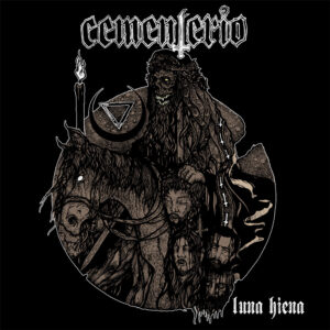 CEMENTERIO – Luna Hiena – LP