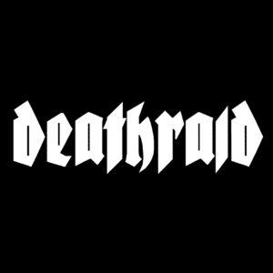 DEATHRAID – logo – patch