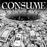 IS 056 CONSUME – s/t – CD