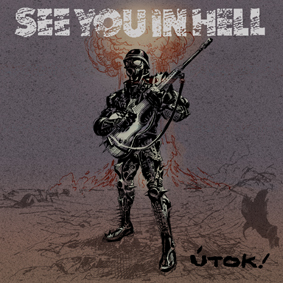 IS 079 SEE YOU IN HELL – Útok – CD