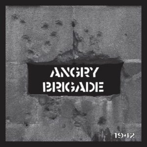ANGRY BRIGADE / WOUNDEAD KNEE – split EP