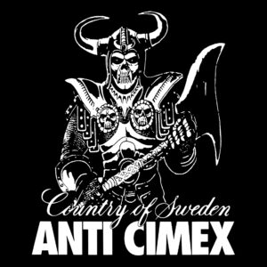 ANTI CIMEX – Country of Sweden – patch
