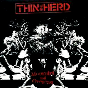 THIN THE HERD – Mournful And Overcast – LP