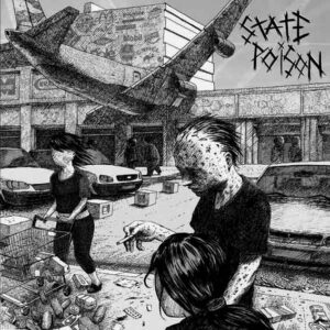 STATE POISON – s/t – LP